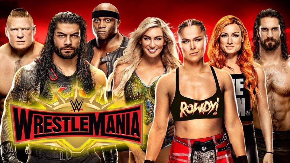 WWE WrestleMania (WWE Network)