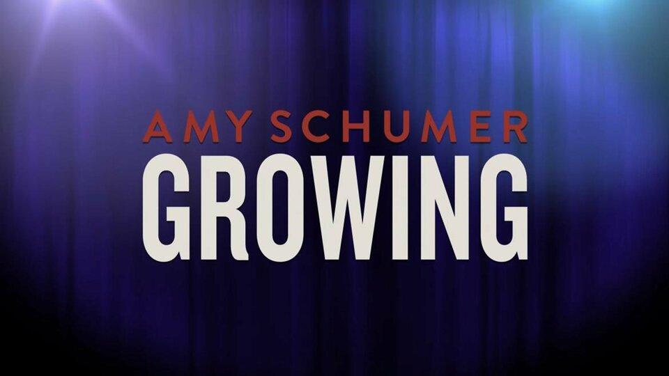 Amy Schumer Growing - Netflix