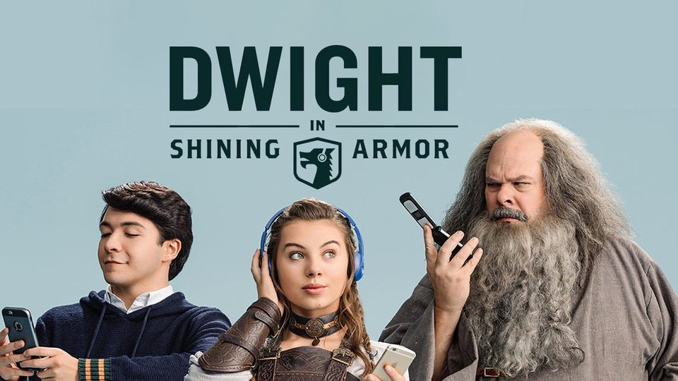 Dwight in Shining Armor - BYUtv