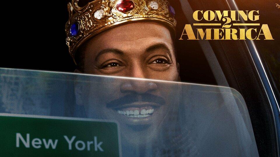 Coming 2 America - Amazon Prime Video