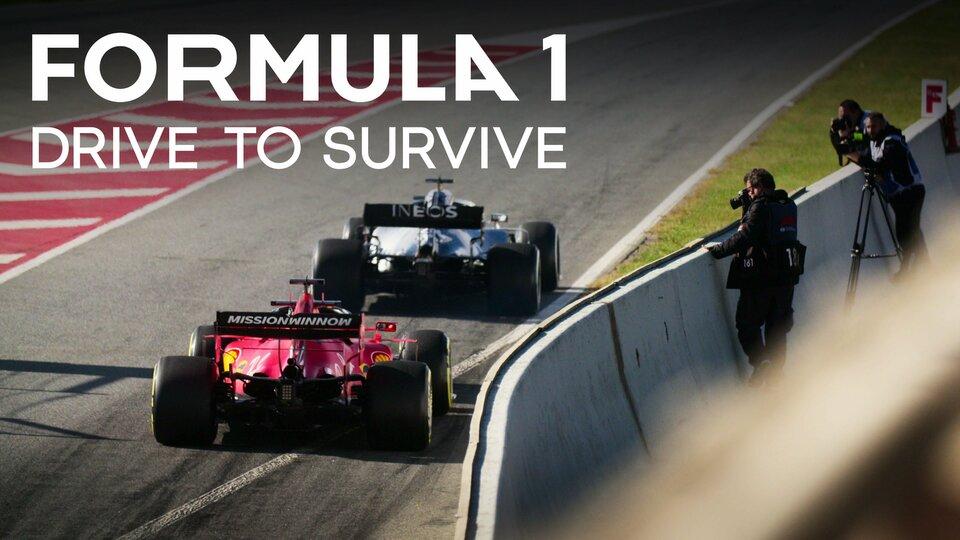 Formula 1: Drive to Survive - Netflix