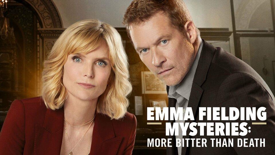 More Bitter Than Death: An Emma Fielding Mystery - Hallmark Channel
