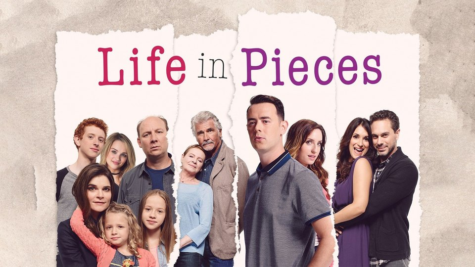 Life in Pieces - CBS