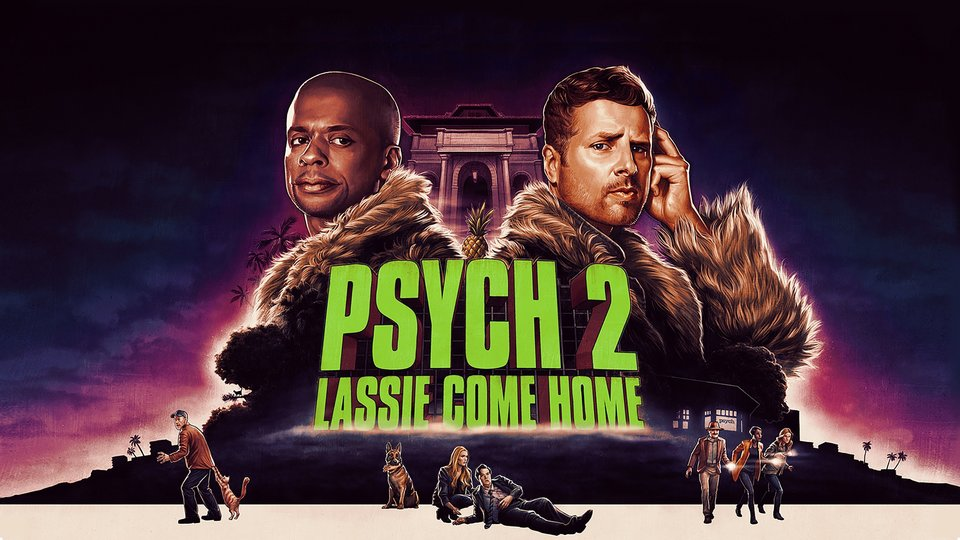 Psych 2: Lassie Come Home - Peacock