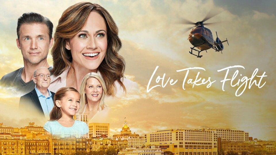 Love Takes Flight - Hallmark Channel