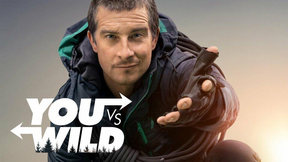 You vs. Wild - Netflix
