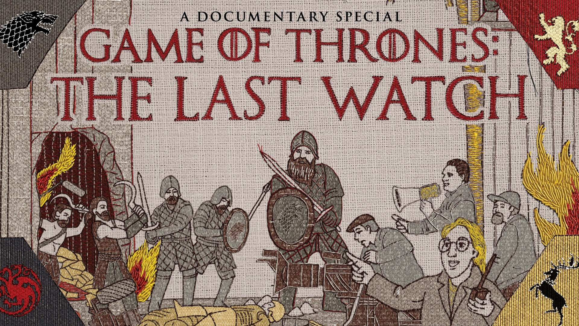 Game of Thrones: The Last Watch - HBO