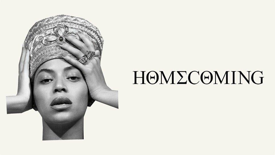 Homecoming: A Film by Beyoncé (Netflix)