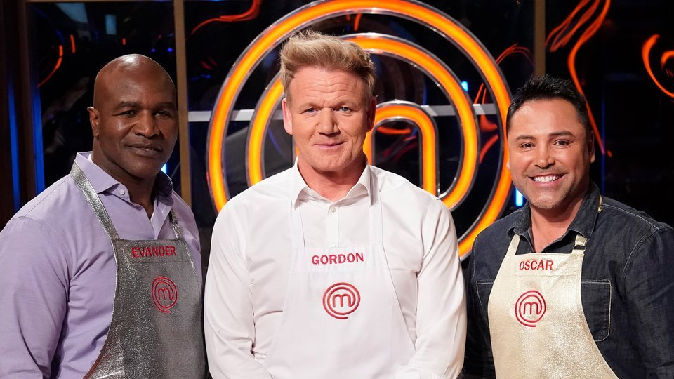 MasterChef Celebrity Family Showdown (FOX)