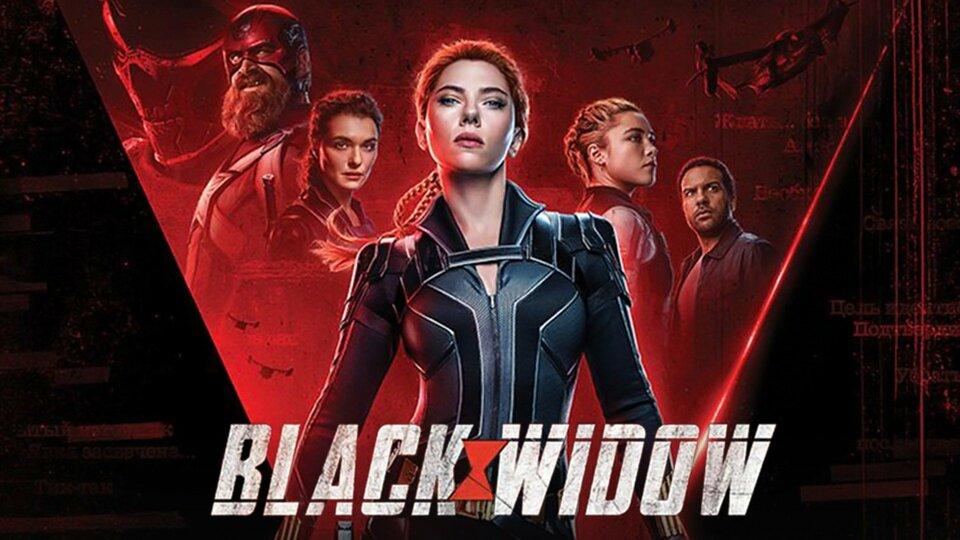 Black Widow - Disney+