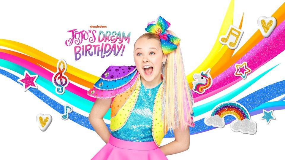 JoJo's Dream Birthday - Nickelodeon