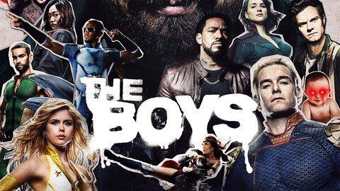 The Boys - Amazon Prime