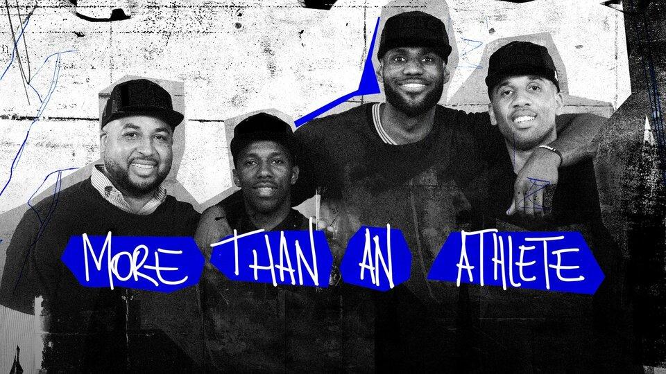 More Than an Athlete - ESPN+
