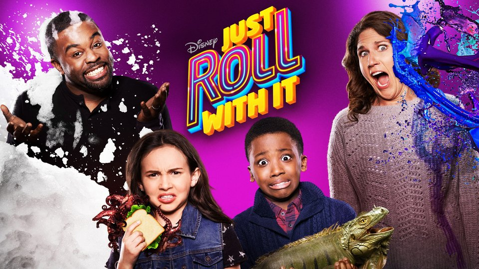 Just Roll With It - Disney Channel