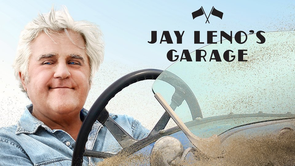 Jay Leno's Garage - CNBC