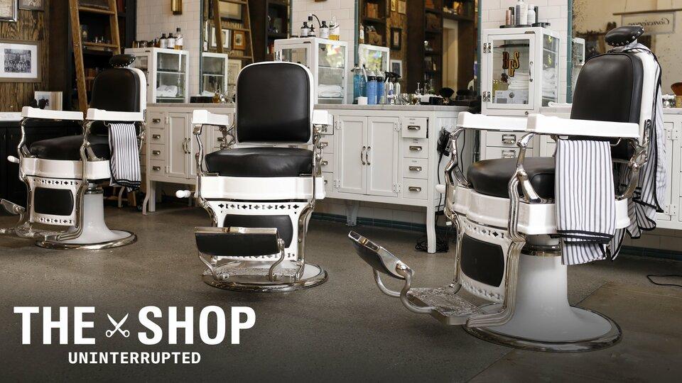 The Shop: Uninterrupted - HBO