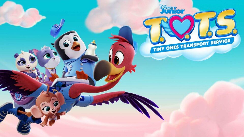 T.O.T.S. - Disney Channel