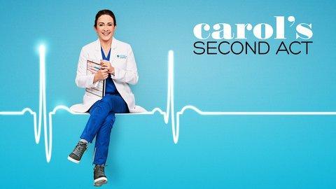 Carol's Second Act - CBS