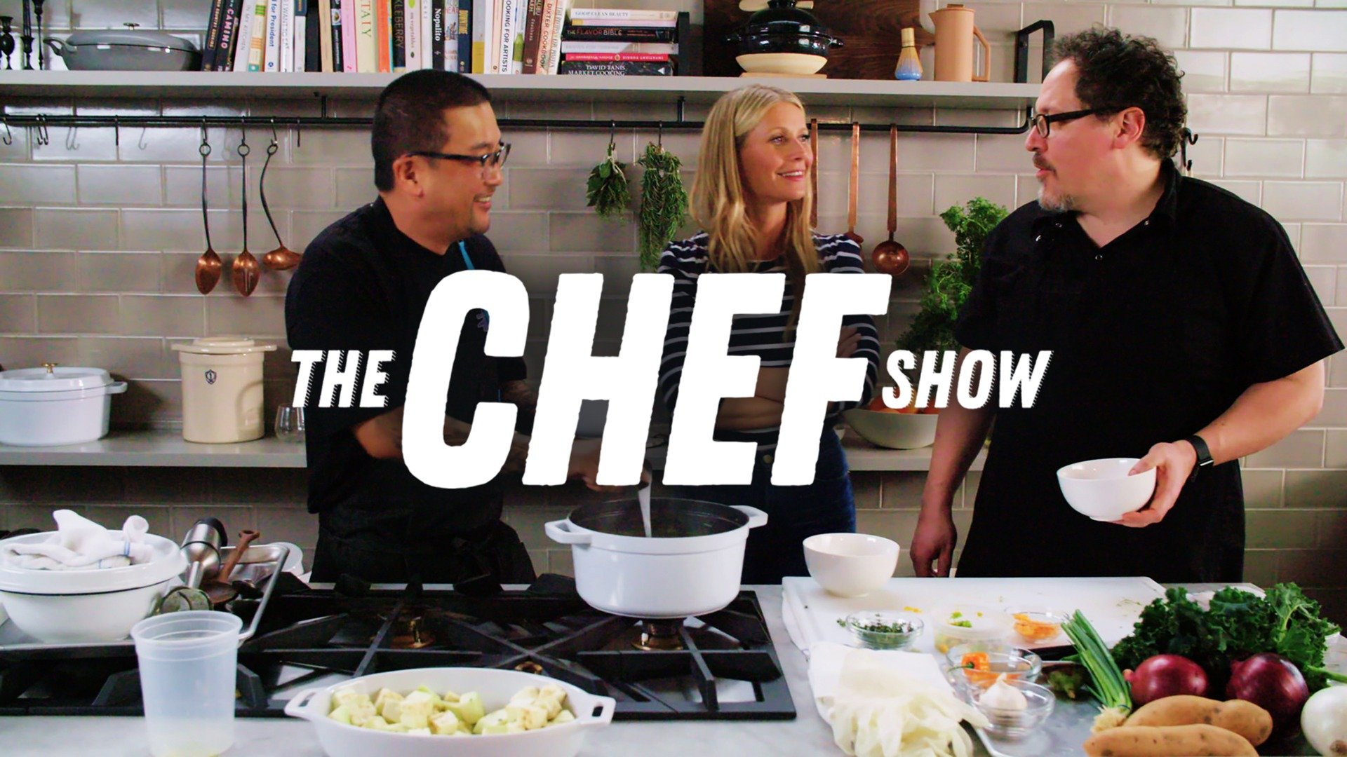 The Chef Show (Netflix)