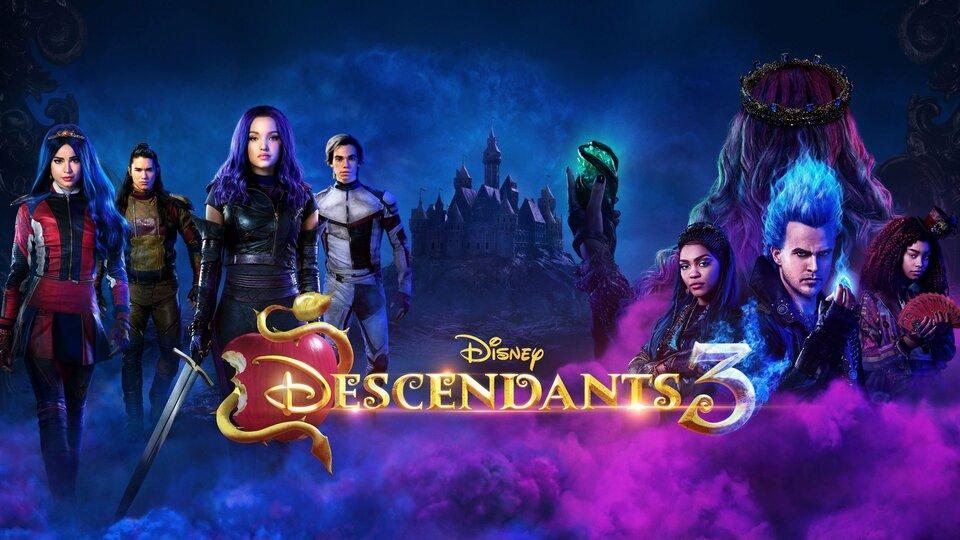 Descendants 3 - Disney Channel