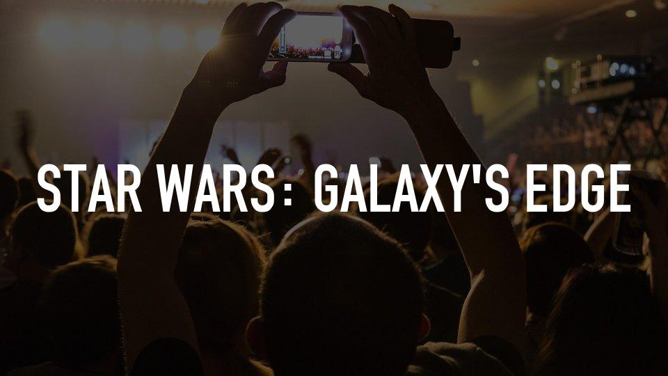 Star Wars: Galaxy's Edge - Disney+