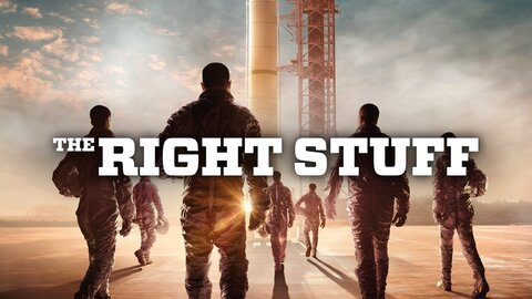 The Right Stuff (Disney+)