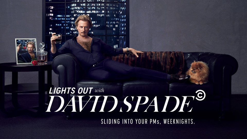 Lights Out With David Spade - Comedy Central