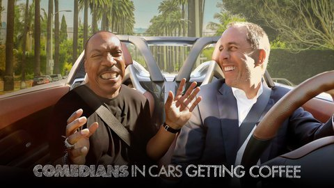 Comedians in Cars Getting Coffee - Netflix