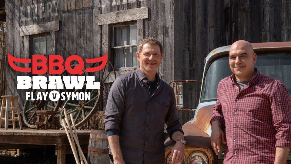 BBQ Brawl: Flay V. Symon (Food Network)