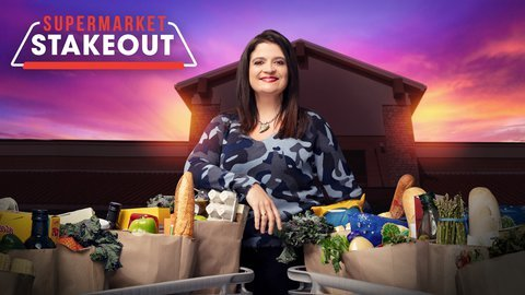 Supermarket Stakeout (Food Network)