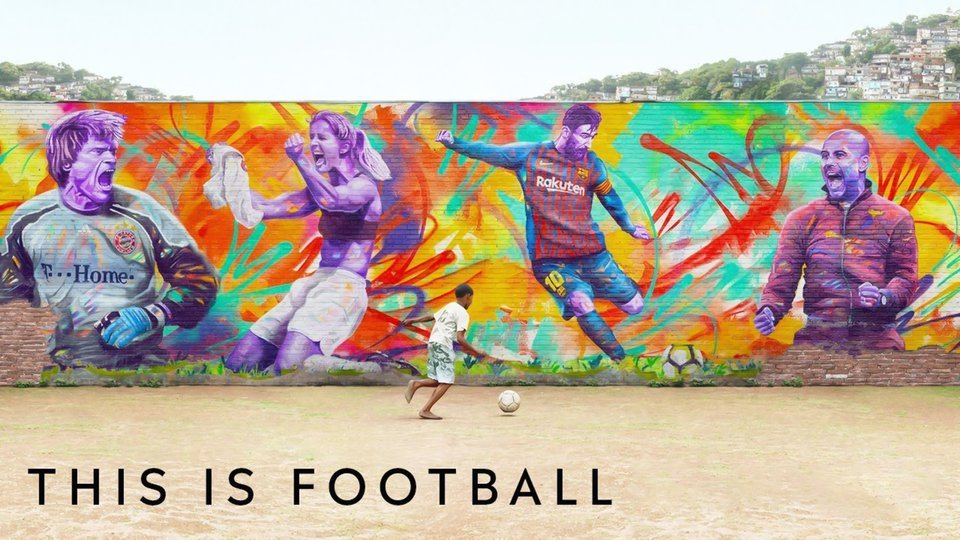 This Is Football (Amazon Prime Video)