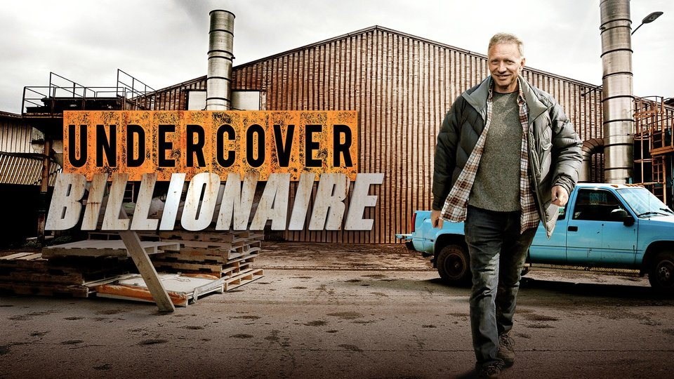 Undercover Billionaire - Discovery Channel