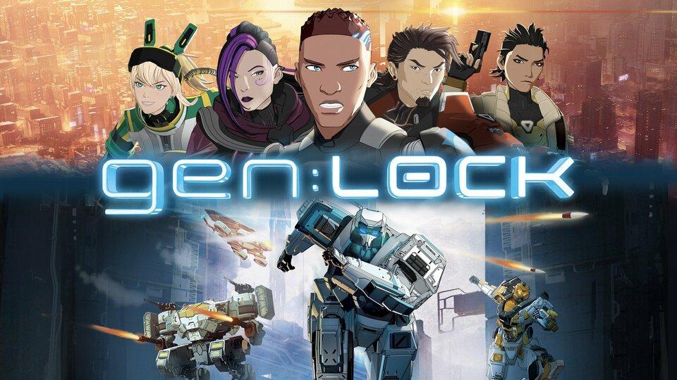 Gen: Lock (Adult Swim)