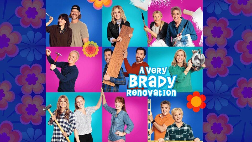 A Very Brady Renovation - HGTV