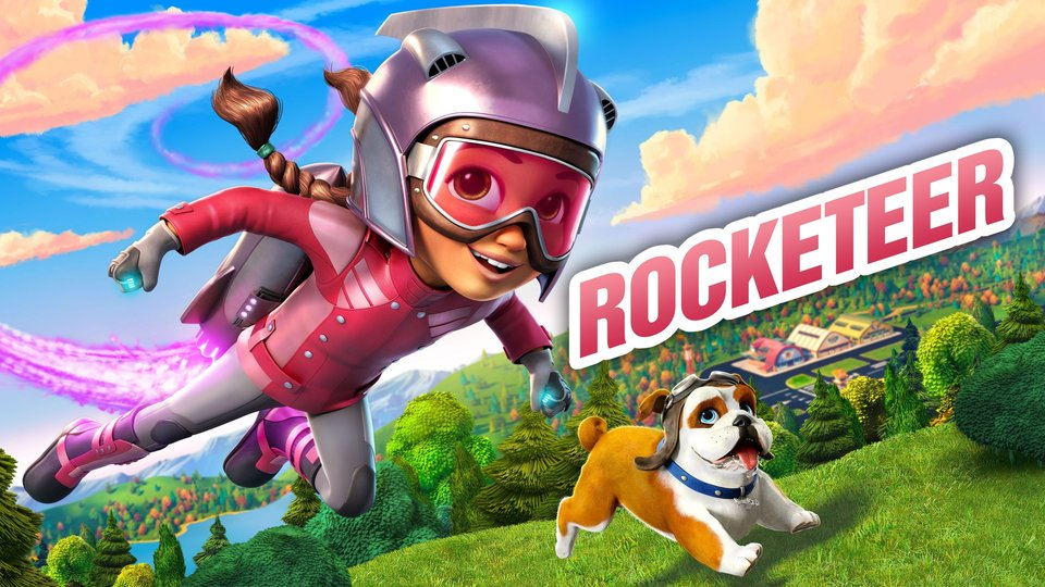 The Rocketeer (Disney Channel)