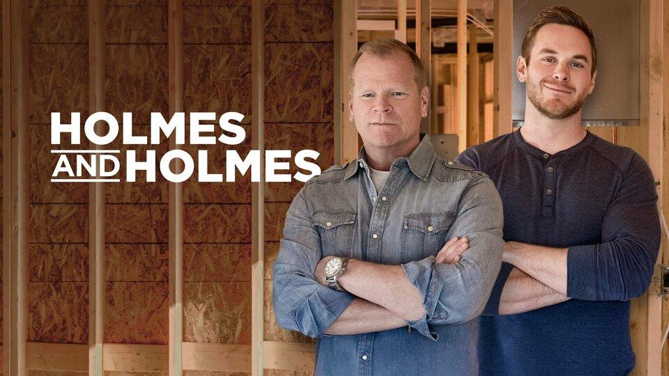 Holmes & Holmes - DIY Network
