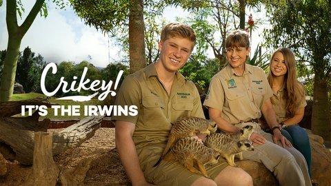 Crikey! It's the Irwins - Animal Planet