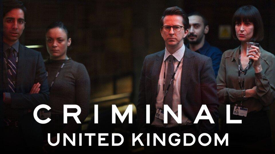 Criminal: UK - Netflix
