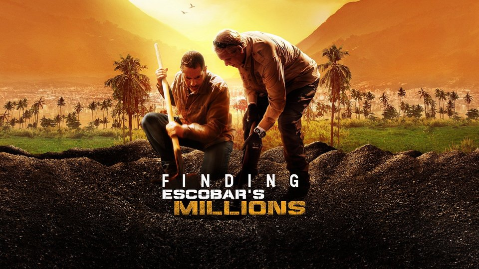 Finding Escobar's Millions - Discovery Channel
