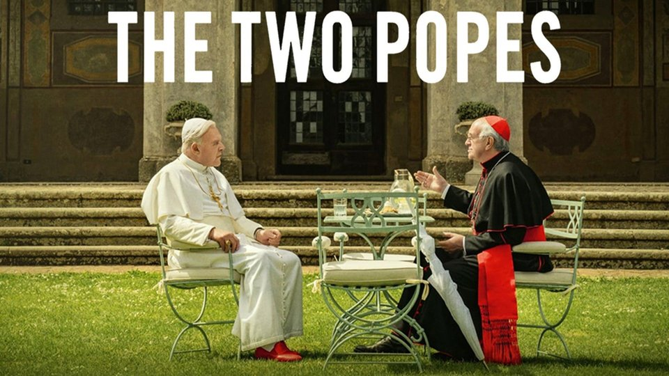 The Two Popes - Netflix