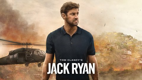Tom Clancy's Jack Ryan - Amazon Prime Video