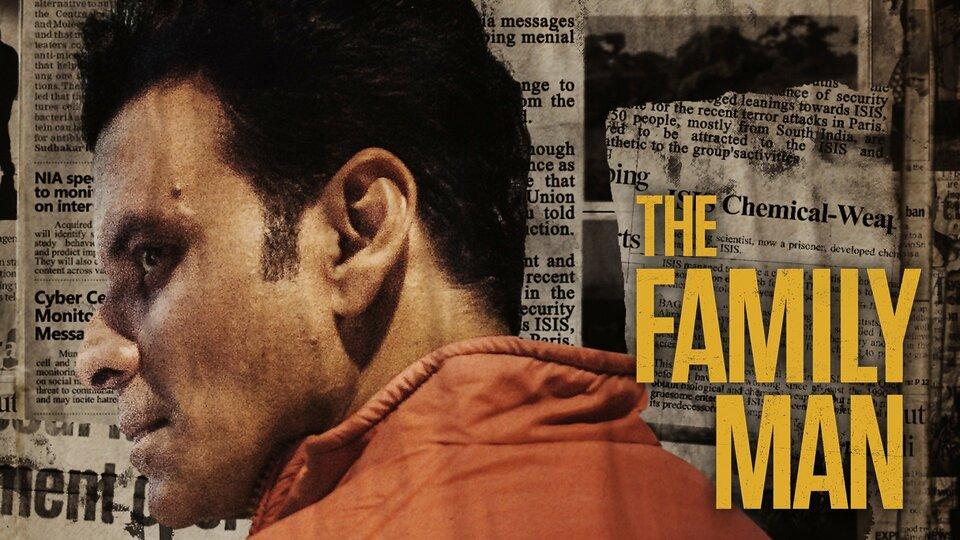 The Family Man - Amazon Prime Video