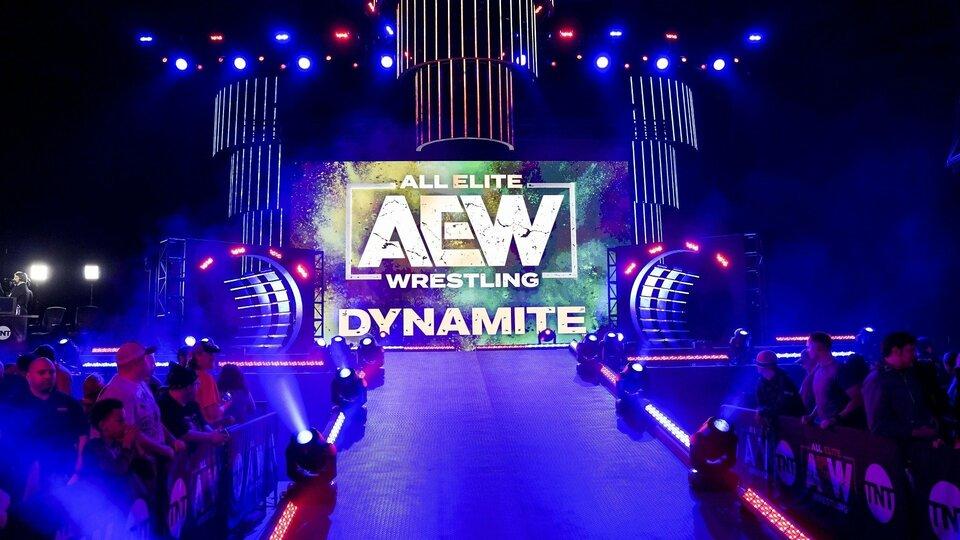 All Elite Wrestling: Dynamite - TBS
