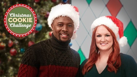 Christmas Cookie Challenge (Food Network)