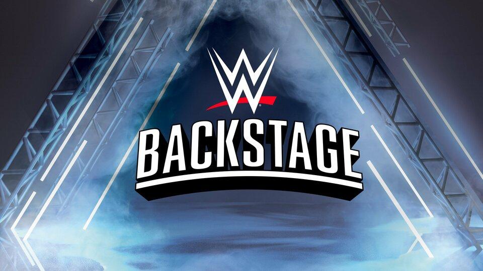 WWE Backstage (Fox Sports 1)