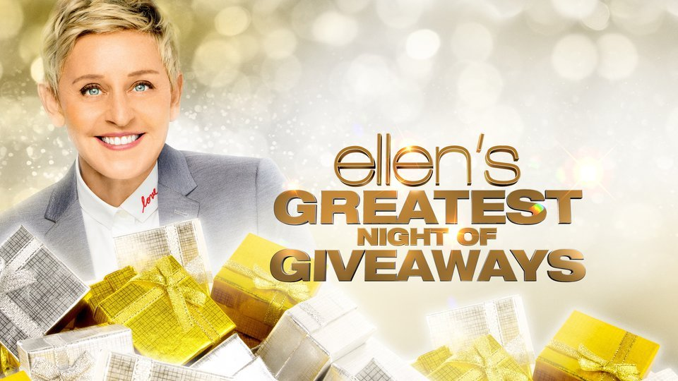 Ellen's Greatest Night of Giveaways (NBC)