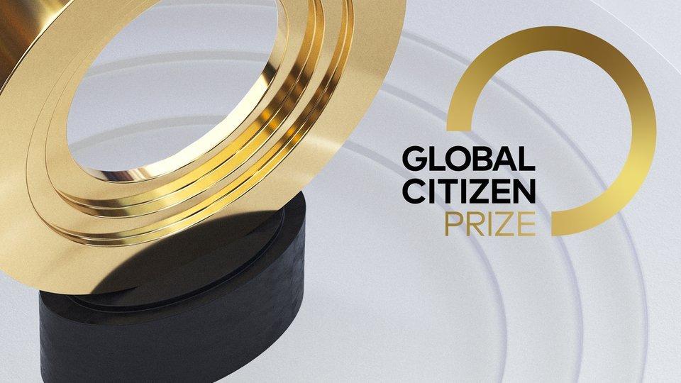 Global Citizen Prize - NBC