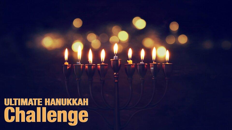 Ultimate Hanukkah Challenge - Food Network