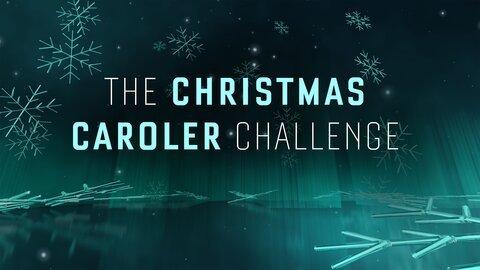 The Christmas Caroler Challenge (The CW)