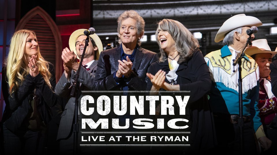 Country Music: Live at the Ryman - PBS